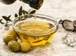 olive oil anoint